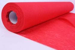 Материал упаковочный Фетр Китай, 50 см x 20 м 1032 (красный)