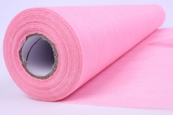 Материал упаковочный Фетр Китай, 50 см x 20 м 1038 (розовый)