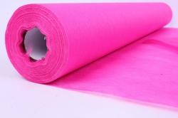 Материал упаковочный Фетр Китай, 50 см x 20 м 1041 (ярко-розовый)