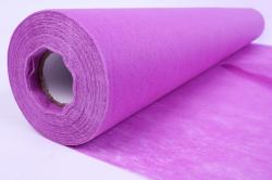 Материал упаковочный Фетр Китай, 50 см x 20 м 1048 (пурпурный)