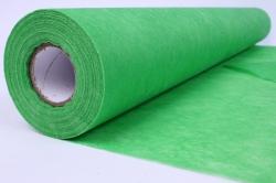 Материал упаковочный Фетр Китай, 50 см x 20 м 1064 (зеленое яблоко)