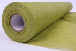 Материал упаковочный Фетр Китай, 50 см x 20 м 1067 (оливковый)