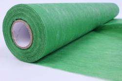 Материал упаковочный Фетр Китай, 50 см x 20 м 1070 (зеленый)