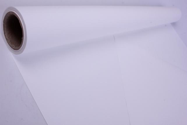 Матовая Бумага 50 см x 10 м (белый, MN2-1)