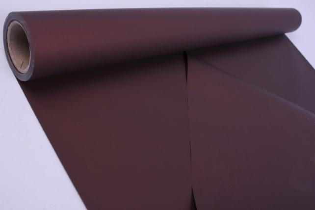Матовая Бумага 50 см x 10 м (шоколадный, MN2-19)