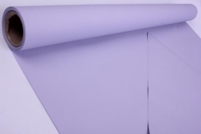 Матовая Бумага 50 см x 10 м (светло-сиреневый, MN2-13)