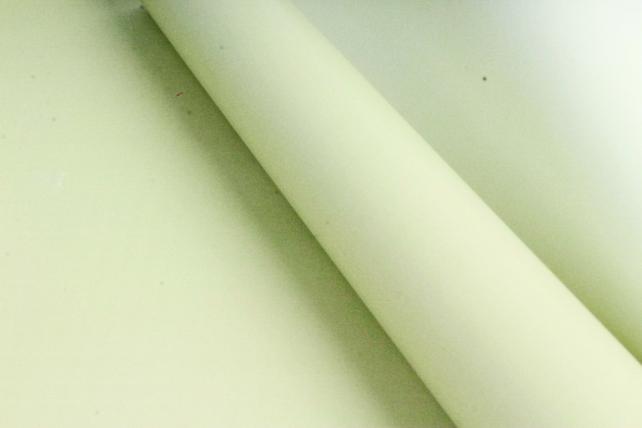 Матовая бумага двухсторонняя 50см*10м 50мкр.фисташка/хакки (Н) 4413