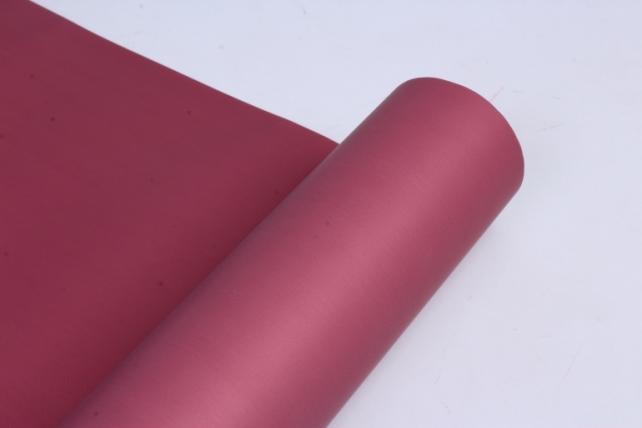 матовая бумага (н) 50см*10м 50мкр.бордо