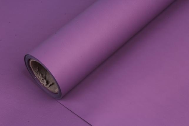 матовая бумага (н) 50см*10м 50мкр.т.сирень