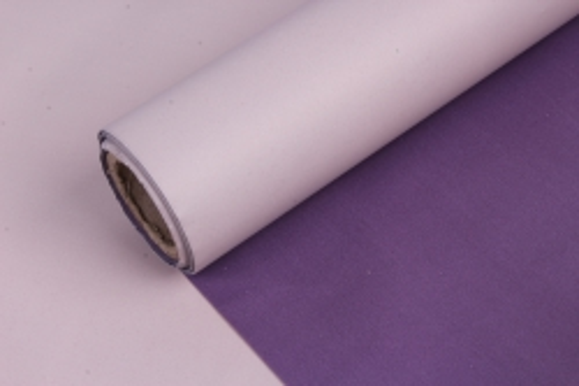 Матовая пленка (Н) 50*10м фиолетовый+серый