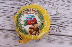 Мёд для детей Мишутка с клюквой 230 гр