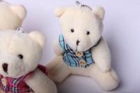 медведь (3шт в уп) 10208 цвета в ассортименте