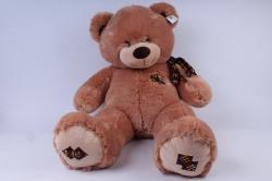 Медведь с шарфом 60см   М-1118/60