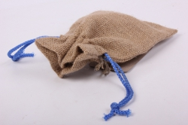 мешочек из мешковины