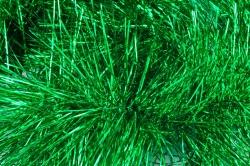 Мишура 2.2м  (d=15см) зеленый