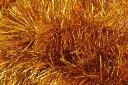 Мишура 2.2м  (d=15см) золото