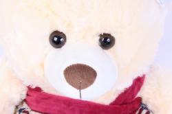 мягкая игрушка медведь в кофте девочка  43см  1433/43