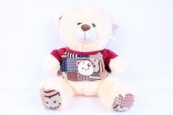 Мягкая игрушка Медведь в кофте Мальчик 43см  1433/43