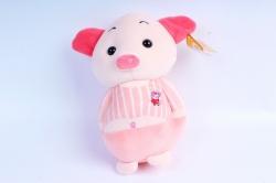 "Мягкая игрушка ""релакс"" Хрюшка розовая   9-1001/20"