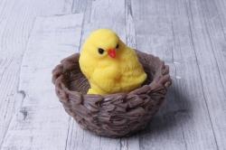 мыло цыплёнок в гнезде ручная работа