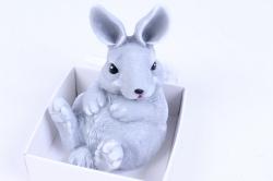 Мыло Кролик  ручная работа