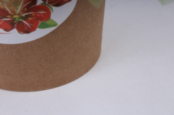 мыло ручной работы  букет крокусов h=14cm