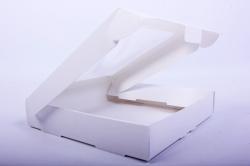 Набор (из 5шт) Коробка-трансформер Белая 16*16*3 С1.0