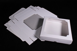 Набор (из 5шт) Коробка-трансформер Белая   Е2.0