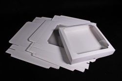 Набор (из 5шт) Коробка-трансформер Белая Е4.0