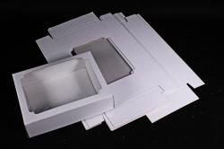 Набор (из 5шт) Коробка-трансформер (МГК) Белая  Н2.0