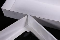 Набор (из 5шт) Коробка-трансформер (МГК) Белая   Н4.0