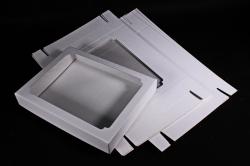 Набор (из 5шт) Коробка-трансформер (МГК) Белая   Н5.0