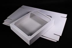 Набор (из 5шт) Коробка-трансформер (МГК) Белая  Н6.0