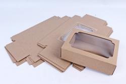 Набор (из 5шт) Коробка-трансформер (МГК) Крафт   Н1.1