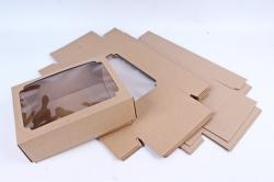 Набор (из 5шт) Коробка-трансформер (МГК) Крафт  Н3.1