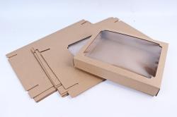 Набор (из 5шт) Коробка-трансформер (МГК) Крафт  Н5.1