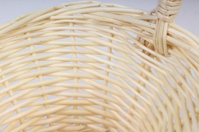 Набор корзин (из 2шт) плетеных (ива) Шляпа натуральный КС-110