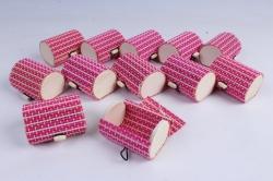 Набор одиночных коробок 12шт - Шкатулка деревянная бисерная   Шк662112
