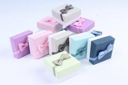 Набор одиночных коробок из 12шт - Квадрат ассорти