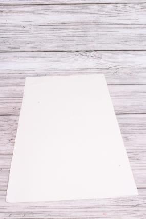 Набор плёнки матовой двусторонней, 10 листов 58*58см, цв.белый/жемчуг 5925Н
