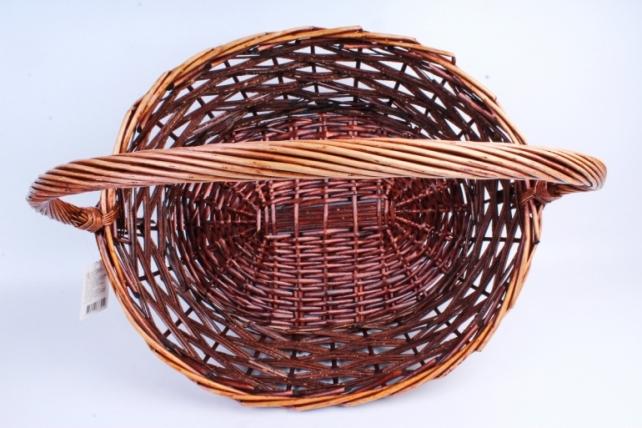 Набор плетёных корзин из 3шт. (Ива) (3012)