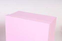 Набор подарочных коробок из 5шт - Квадрат Розовый №76 Пин76-Роз