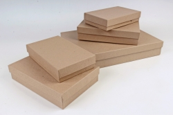 Набор подарочных коробок из 5шт - Прямоугольник №13  3869776 Пин13-К-1