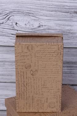 Набор подарочных коробок из 3шт - Прямоугоник №74 ЛЮКС Почтовая открытка 23*16*9,5см  Пин74К/ПО/Люкс