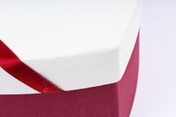 """Набор подарочных коробок из 10шт - Сердце """"Бант""""   S1001-SY66"""