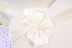 Набор подарочных коробок из 5шт - Сердце шампань 42*30*13см В185