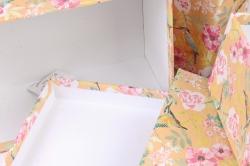 Набор подарочных коробок из 10шт -  Прямоугольник Колибри   К795