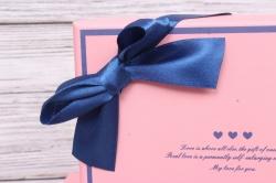 Набор подарочных коробок  из 3шт - Прямоугольник  Розовый 18*14*11