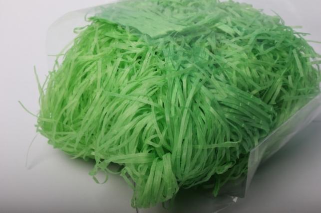 Наполнитель бумажный (30гр) - салатовый