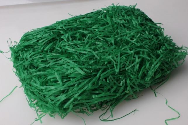 Наполнитель бумажный (30гр) - зеленый